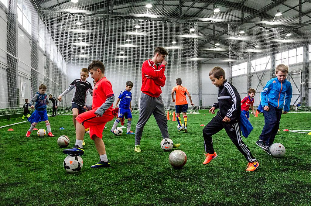 Стартовал 2 этап Всероссийского фестиваля «Футбол в школе»
