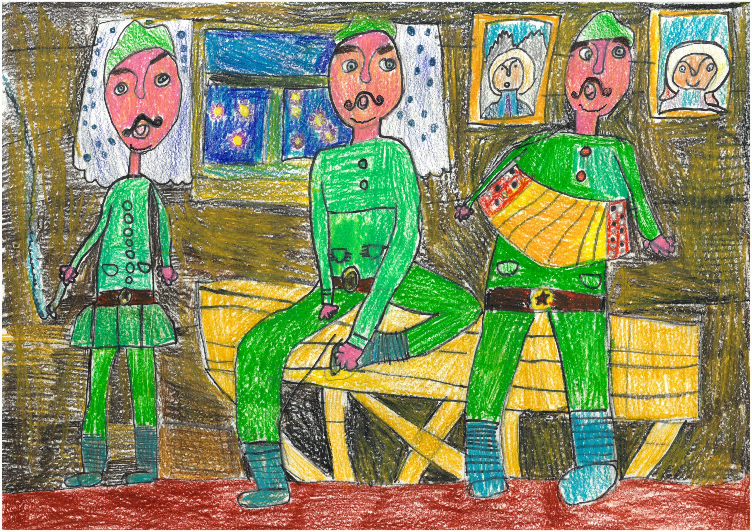 День Победы детскими глазами